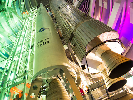 National Space Centre reopening: Sold out and safe
