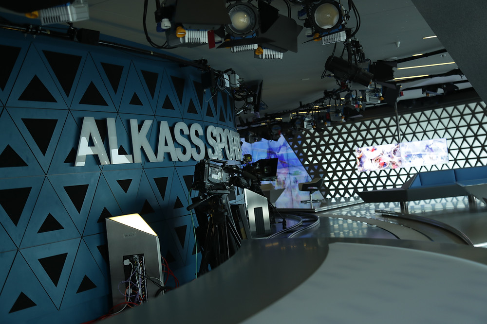 Nevion helps Al Kass Sports Channels transition from SDI to IP