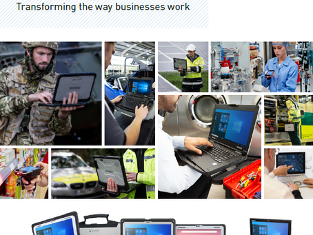 Designed to deliver rugged solutions in step with the UK Government and its Strategic Defence Review