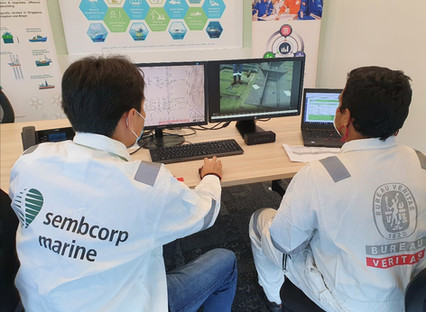 Embracing digitalisation during the COVID-19 pandemic: Successful trial of remote surveys in Sembcor