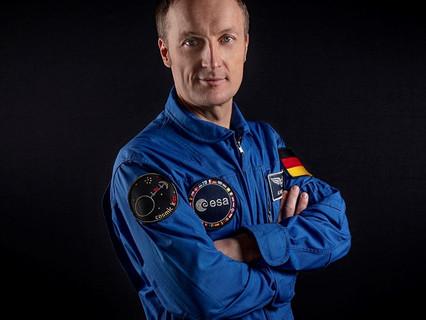 ESA astronaut Matthias Maurer officially assigned first flight