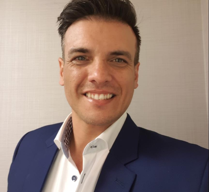 JP Delport Sales Director of Broadcast Solutions UK