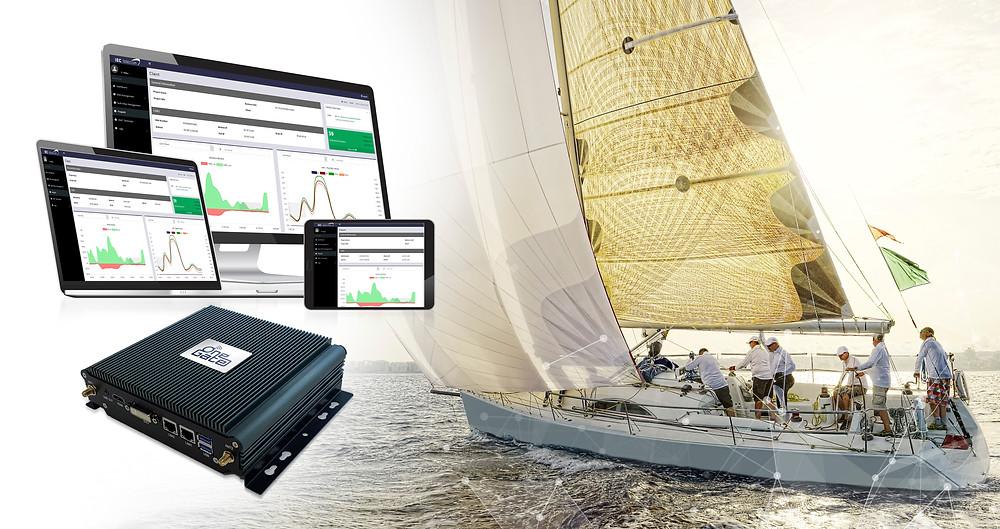 IEC Telecom gets closer to its sailing customers