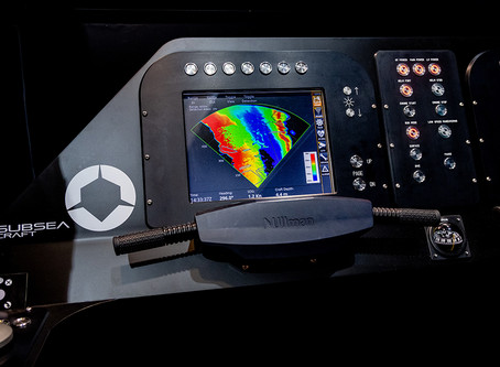 Sonardyne's Vigilant sonar to provide critical hazard avoidance for new diver delivery system