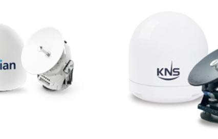 Intelsat announces compact FlexMaritime 45cm antenna class