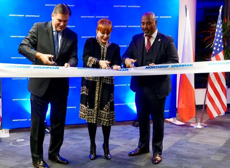 Northrop Grumman Opens Office in Poland
