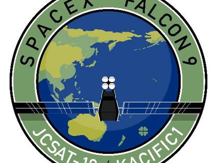 JCSAT-18/Kacific1 mission briefing announced