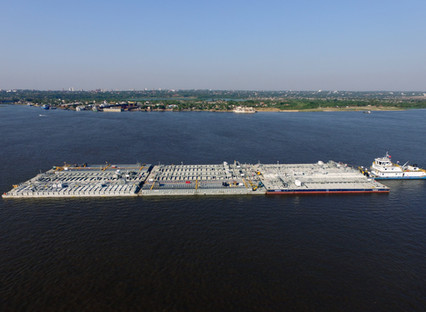 Inmarsat Fleet Xpress breakthrough on Paraná River to support real-time vessel surveillance inland
