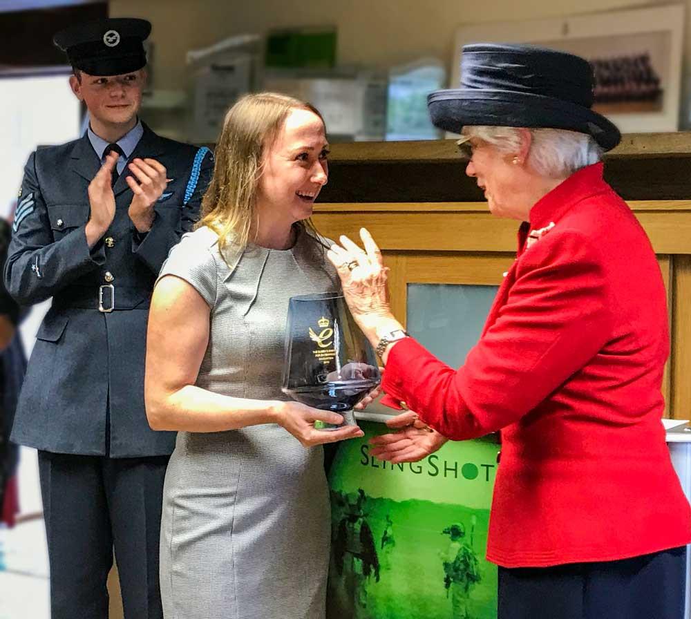 Spectra Group (UK) awarded 2019 Queen's Award for Innovation