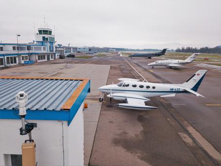 DroneShield deploys multi-sensor C-UAS DroneSentry system at Altenrhein Airport