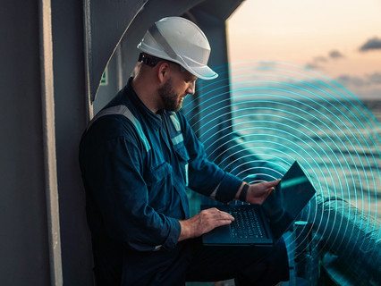 OneWeb and AST Group partner to broaden access to fast, seamless connectivity at sea