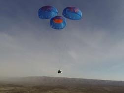 Blue Origin successfully demonstrate crew capsule upgrades