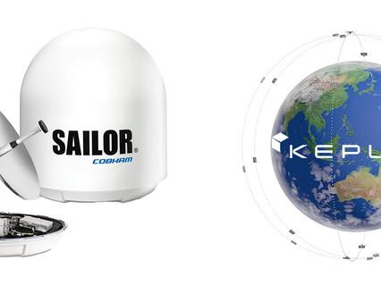Kepler Communications and Cobham SATCOM form strategic partnership for high-capacity satellite data