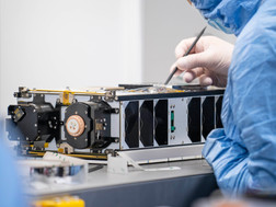 NanoAvionics adds two nanosatellites to SpaceX Transporter-2 mission