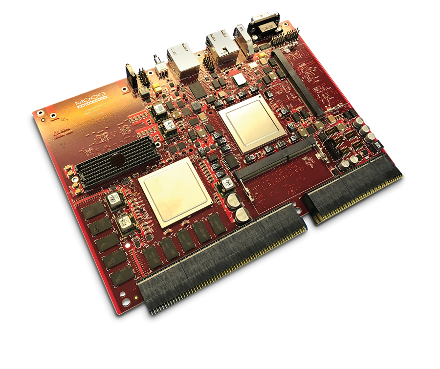 Moog provides high-performance next-generation processors and memory products for space