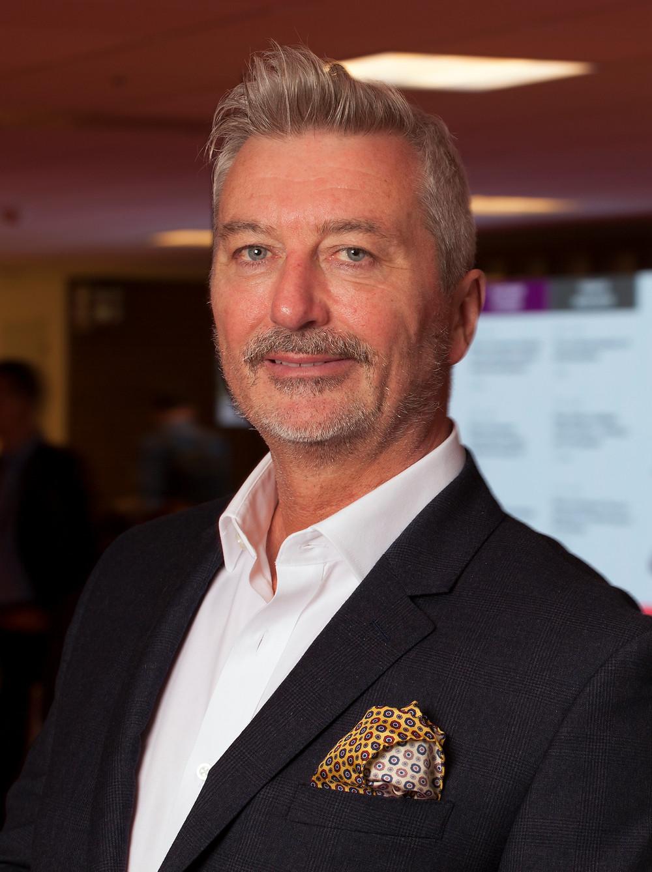 Michael Crimp, Chief Executive of IBC