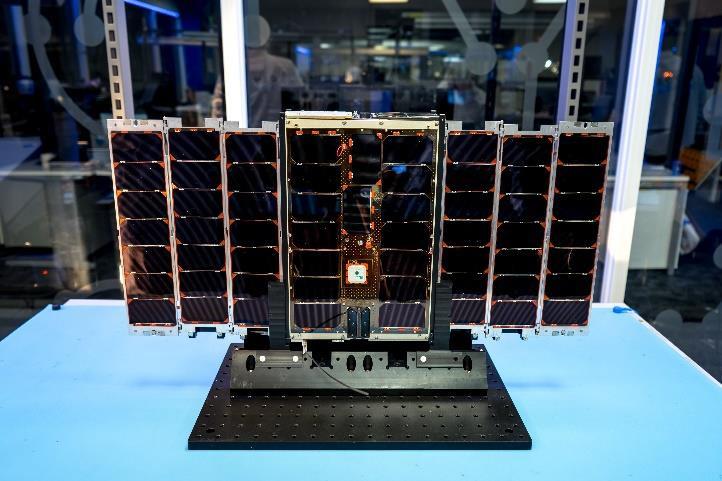 Kepler announces successful launch of third satellite