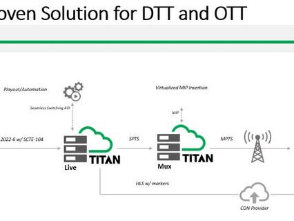 ATEME enables full-IP workflow & multi-screen services at NPC Media