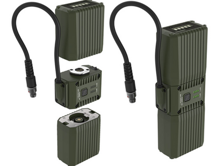 Bittium launches Bittium Tactical Power Pack™ enabling uninterrupted use for portable comm devices