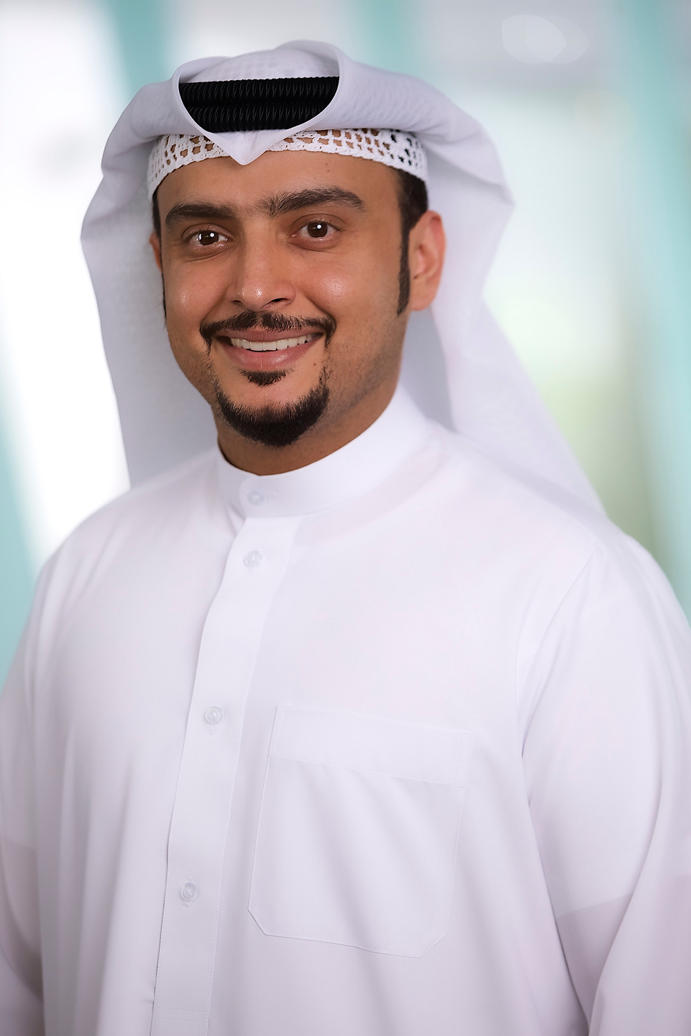 Sulaiman Al-Ali, Deputy Chief Executive Officer of Thuraya