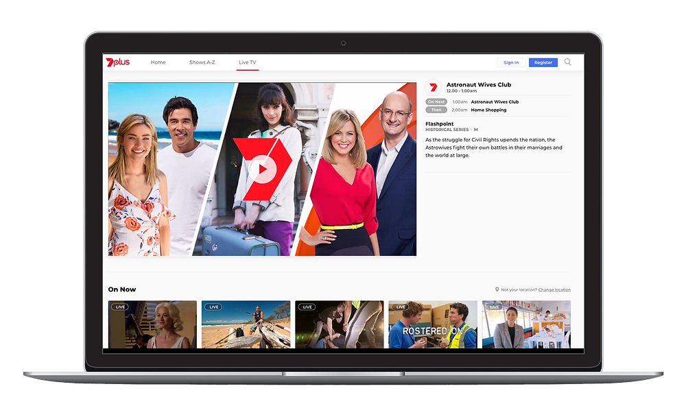 Yospace and Seven extend partnership for server-side ad insertion into live OTT