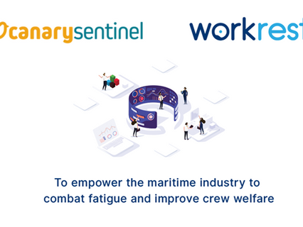 Crew welfare innovation challenge won by Canary Sentinel and workrest fatigue management solution