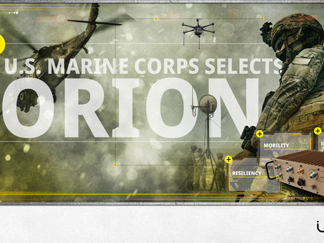 Ultra receives $31M order for ORION tactical communications systems from the U.S. Marine Corps
