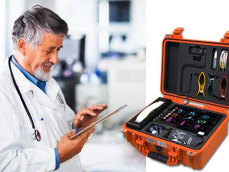 Marlink supplies XChange Telemed kits to French emergency medical response teams