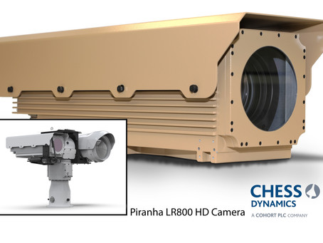 Chess Dynamics launches new HD camera to meet complex surveillance challenges