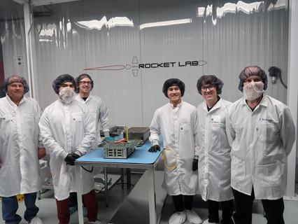 TriSept completes cubesat integration for NASA ElaNa 32 Andesite mission