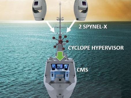 HGH wins high profile contracts in EME regions supplying SPYNEL Sensors and IRST technology