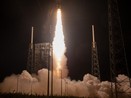 Liftoff for Solar Orbiter, ESA's mission to face the Sun up close
