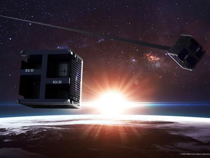 Millennium Space Systems completes DRAG RACER satellite qualification, preps for spacecraft integrat