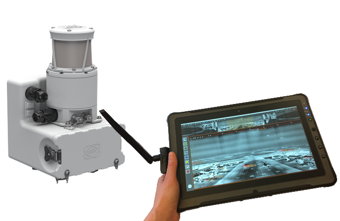 HGH presents SPYNEL-M and its new ''Mobile Deployment Kit'' at IFSEC in London