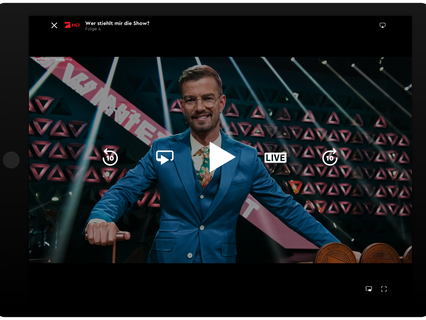 SES launches new HD+ ToGo streaming app in Germany