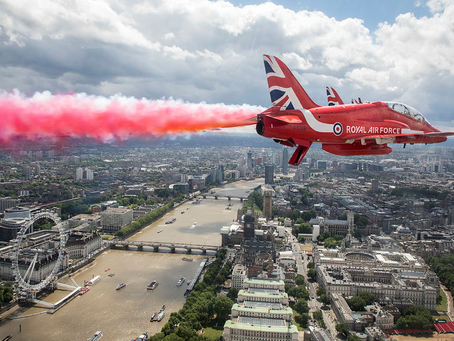 Royal Air Force Aerobatic Team Red Arrows to open DSEI