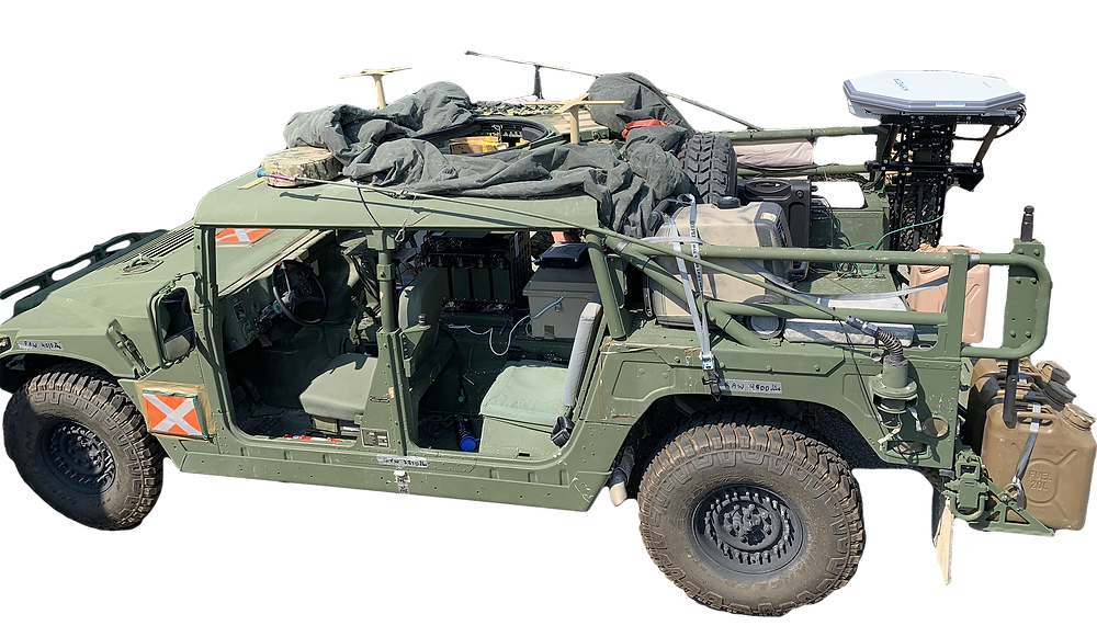 Manta® adopted by US Army direct action unit: a fully integrated satcom COTM solution