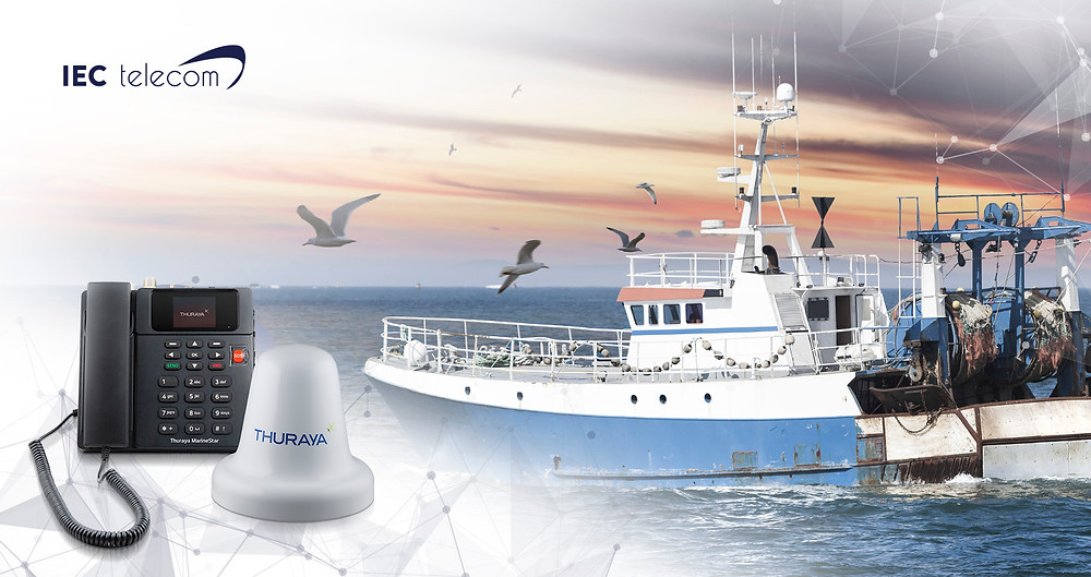 Pandemic reveals a need for new connectivity solutions for the fishing industry