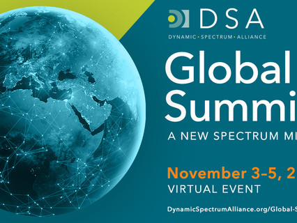 DSA Global Summit 2020 unites industry leaders to accelerate spectrum sharing
