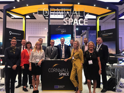 Meet Cornwall's world-leading space cluster at Space-Comm Expo