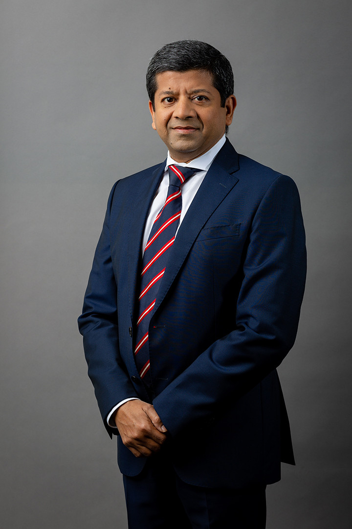 Sandeep Jalan, new Chief Financial Officer of SES