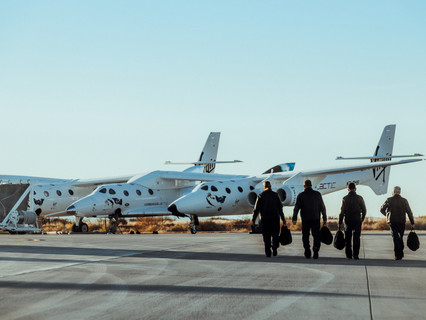Virgin Galactic update on test flight program