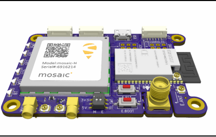 New open-source wireless GPS/GNSS hardware for IoT and autonomous applications