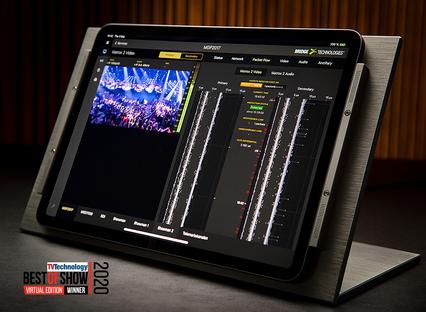 Bridge Technologies wins 2020 TV Technology Best of Show Award
