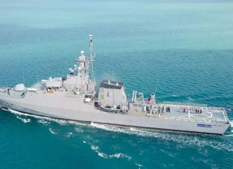 Royal Thai Navy successfully modernises its fleet with two major projects delivered by Thales