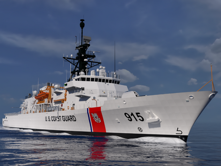 Northrop Grumman to develop C5ISR and control systems for U.S. Coast Guard offshore patrol cutters