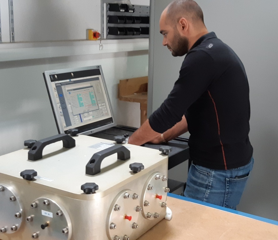Callisto offers a new, flexible approach to specialist test services