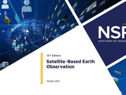 NSR predicts Earth observation market to generate US$73 billion by 2030 via convergence of trends