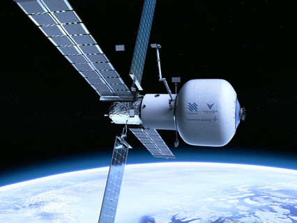 Nanoracks, Voyager Space, and Lockheed Martin teaming to develop commercial space station