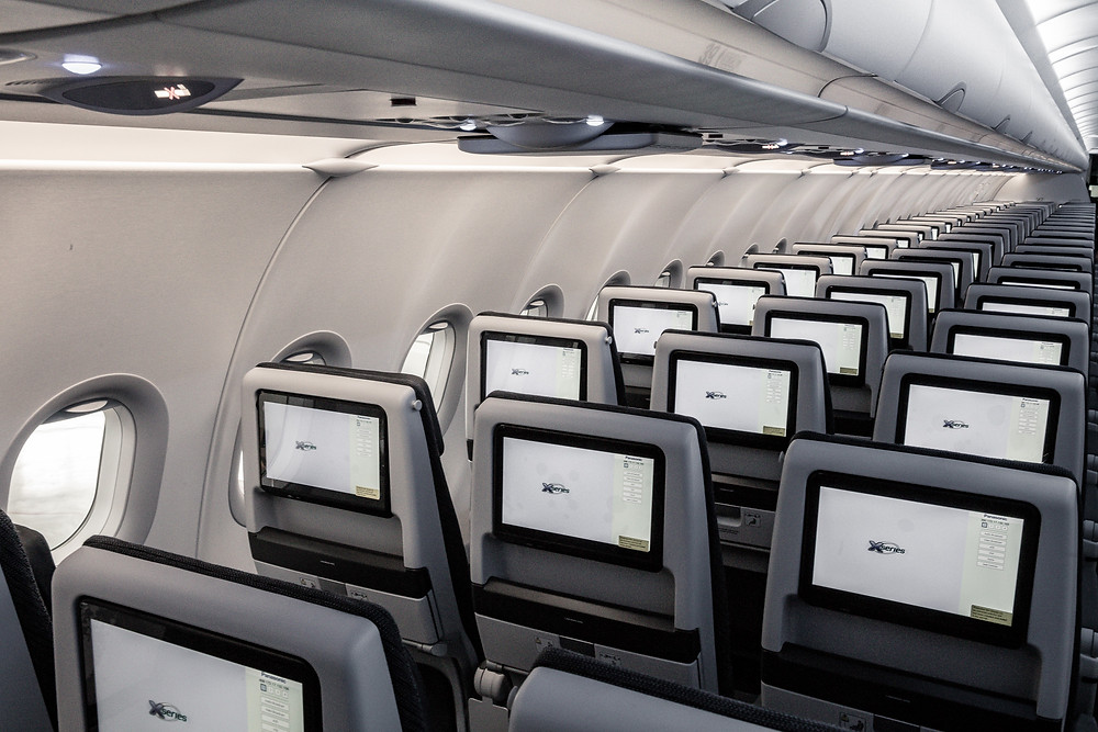 Middle East Airline select Panasonic Avionics for A321 family IFE and connectivity